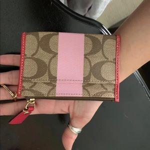 Coach Bags - Coach coin wallet